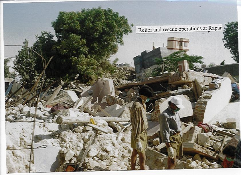 gujrat earth quake picture
