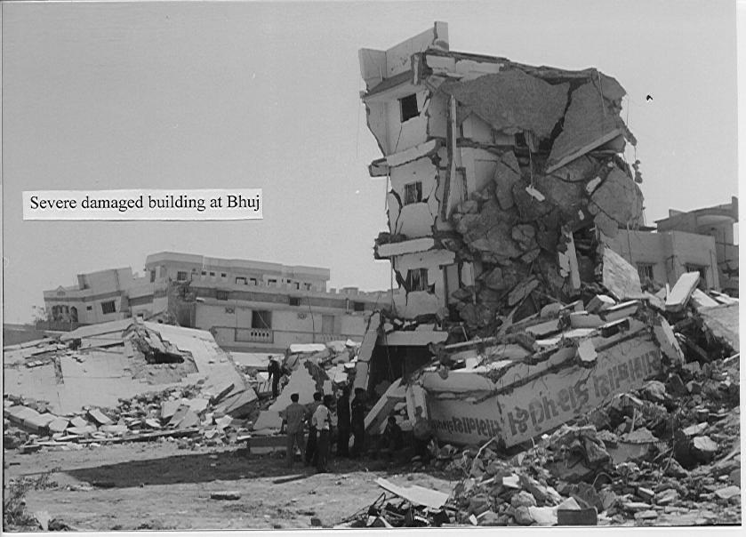 gujrat eathquake picture